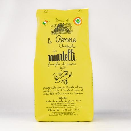 Pasta Martelli, Penne