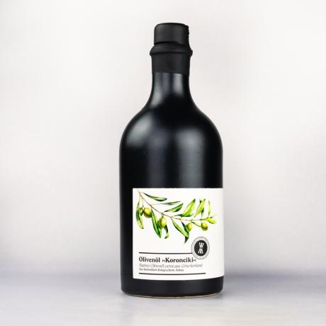 Olivenöl BIO 'Koroneiki'