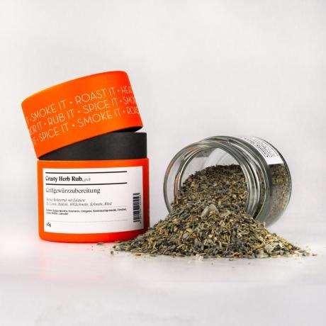 Crusty Herb Rub