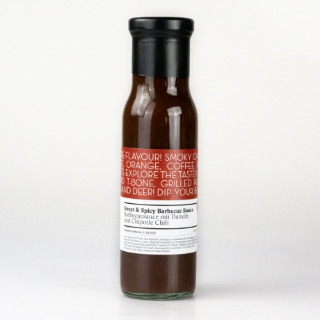 Sauce, Sweet & Spicy Barbecue